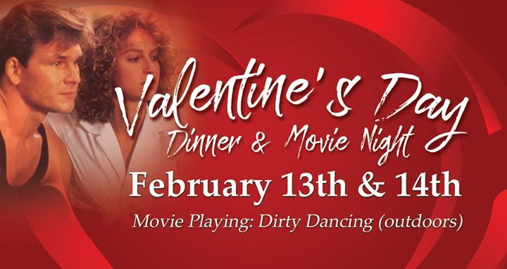 Romantic Dinner and Movie On The Beach – BG Whiskey Creek Hideout inside Dr. Von D. Mizell-Eula ...